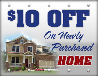 New home? Save $10 on Lock Service